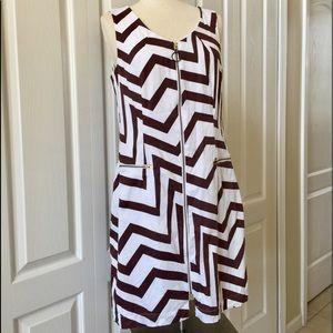 Dress size 8 Rabbit Designs brown